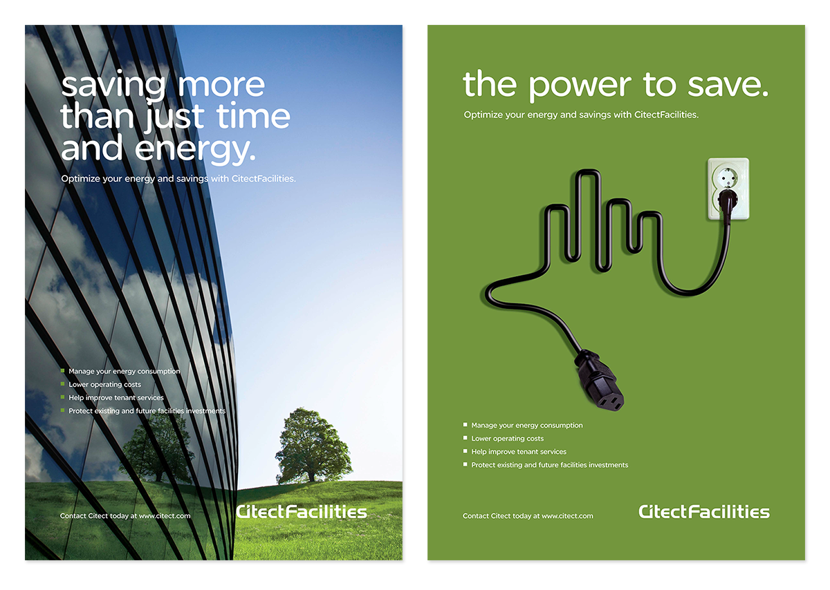 Schneider Electric Energy Saving Campaign