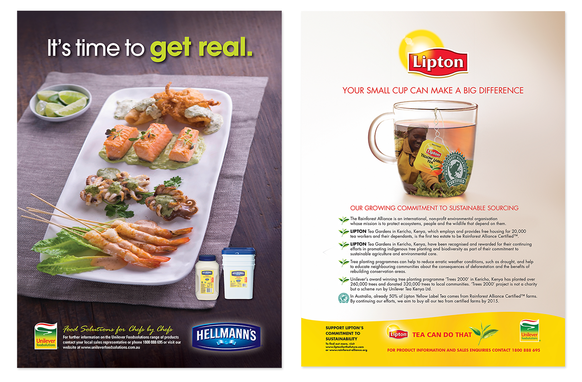 Unilever Food Solutions Hellman's