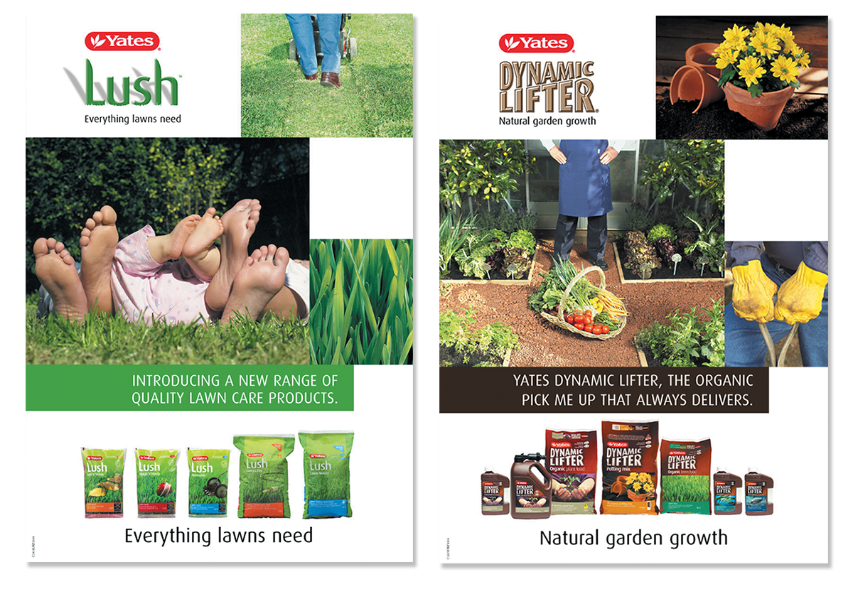 Yates Garden Products